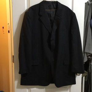Jones New York Black pinstripe blazer